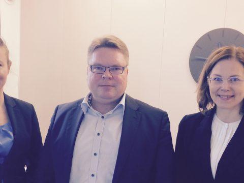 Julkisten hankintojen tervaskannot ajankohtaisfoorumissa 16.11.